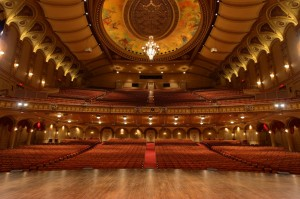 Vancouver Recital Society Concerts at The Orpheum