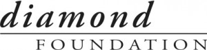 Diamond Foundation Logo Black