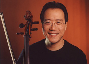 Yo-Yo Ma, cello